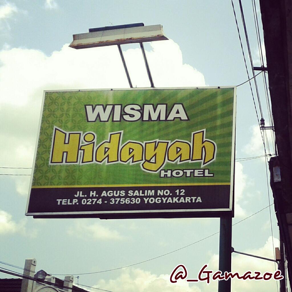 Yogya Wisma Hidayah